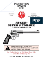 Ruger Super Redhawk Manual