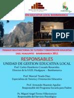 Comité Multisectorial de Tutorìa y Orientación Educativa
