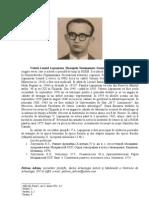 Biografia Lapuşnean