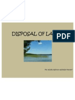 Disposal of Land_bsb511