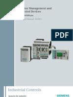 System Manual SIMOCODE Pro En