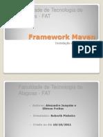 APT Framework Maven