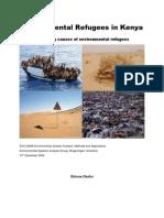 Environmental Refugees- Obinna Okafor