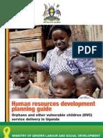 HR Development Guide OVC Services
