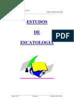 Apostila de Escatologia