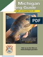 2010 Michigan Fishing Guide