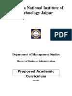 MBA Syllabus[1]