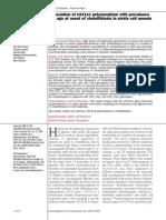 colelitiasis en anemia CF
