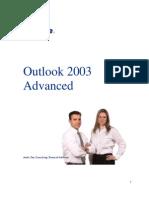 Advanced Outlook 2003