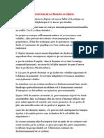 une réforme du secteur bancaire et financier en Algérie