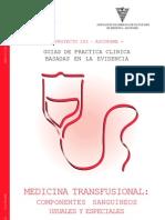 Medicina Transfucional