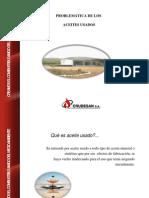 Uso,Manejos y Centro de Acopio de Los Aceites Usados