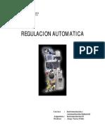 REGULACION AUTOMATICA