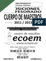 4e2_E001 (30-03-2011) - Cuerpo de Maestros (2011-2013)