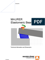 MAURER Elastomeric Bearings