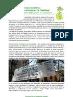 """Devolución """"Jornada por los Bosques de Córdoba"""""""