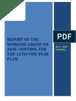 WG 6 Aids Control