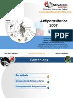 Antiparasitarios 2009