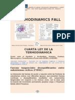 Hydraulic or Hydrostatic Perpetual Motion Machine, Thermodinamics Fall