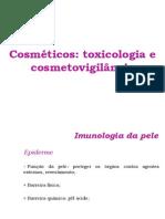 Toxicologia e cosmetovigilancia