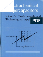 Electrochemical Supercapacitors Scientific Fundamentals and