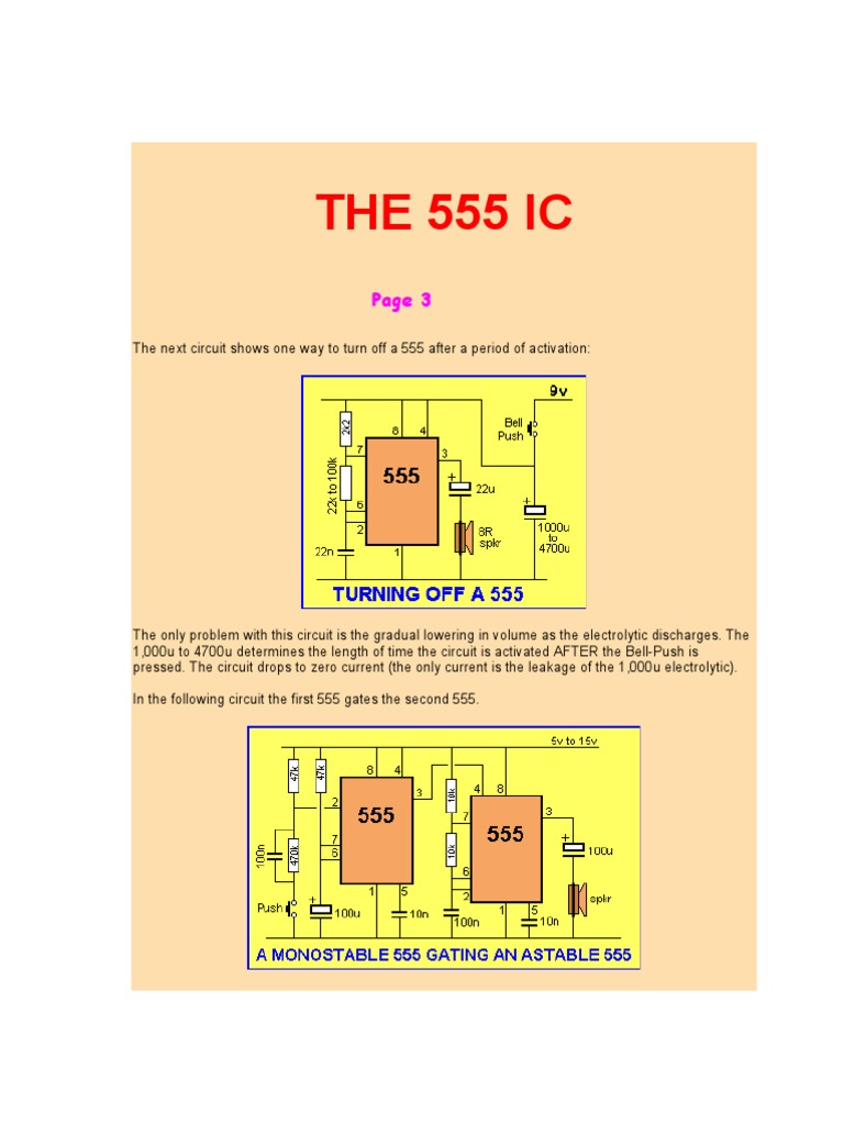 The 555 Ic Electronic Circuits Oscillator Two Led Flasher Circuit Uses Any Dc Supply From 3v To 12v Flash Rate
