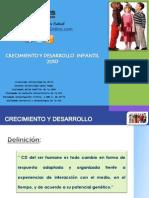 Crecimiento y Desarrollo Infantil 2010