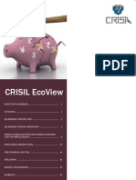 CRISIL Economic View 25Sep2011