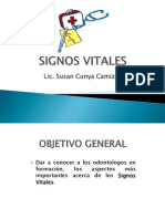 SIGNOS VITALES-Exposicion Villarreal