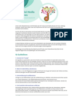GIP Social Media Guidelines