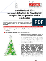 CIRCULAR DEFINITIVA DE LA CAMPAÑA DE NAVIDAD