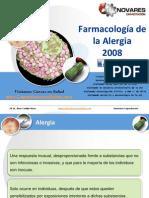 Farmacología de la Alergía 2008