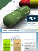Farmacología Medicamentos y la Terapéutica 2010