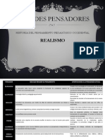 PEDAGOGOS REALISTAS SESION 2