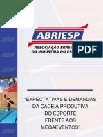 Copa 22014 e JO 2016. Dados ME+UFJF Seminario 2010