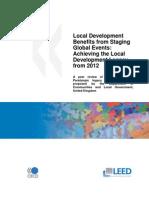 Oecd Leed Programme, 2010