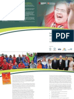 Special Olympics Booklet_Executive Summary