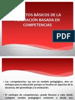 7 Aspectos básicos de la formación basada en competencias