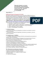 Bolsa PNPD 2011_Edital Chamada