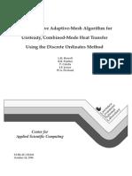 Amrdo(Heat Transfer Algorithm)