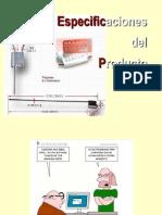 7ma Clase LP Especificaciones
