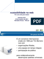 Apresentacao Iseminar2011 Web