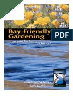 California; Bay Friendly Gardening Guide