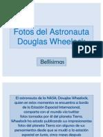 Fotos Del Astronaut A Douglas Wheelock
