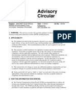 Advisory Circular 120-94