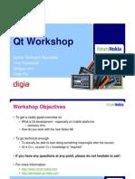 Qt Workshop