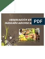 OBSERVACIÓN EN EL MERCADO ALFONSO UGARTE