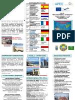 TRIPTICO PROGRAMA COMENIUS 2011-13