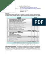 Dunkley, Tonya Web Site Evaluation Form (3)