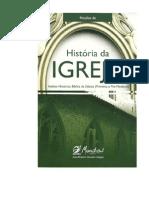 Noções de História da Igreja - José Roberto de Oliveira